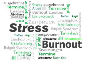 Stress Burnout Hypnose Psychotherapie
